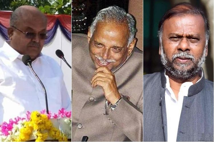 Ktaka polls Setback for Congress as 16 of its ministers suffer defeat