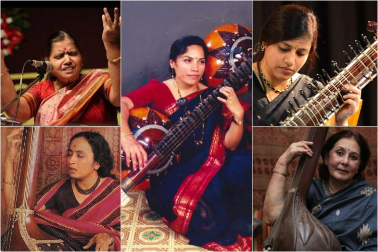 Ignored and yet inspired the Hindustani ladies of the South