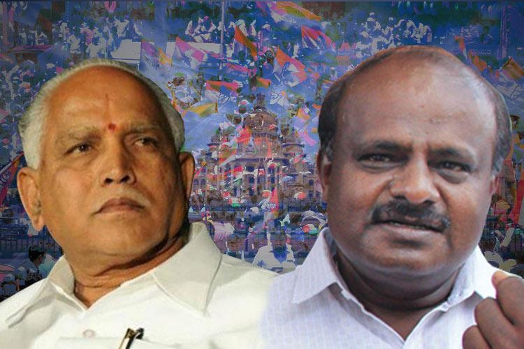 BJP has tried to poach at least 5 of our MLAs JDS leaders confirm to TNM