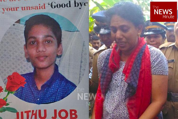 My wife would often get violent Husband of Kerala woman arrested for sons murder
