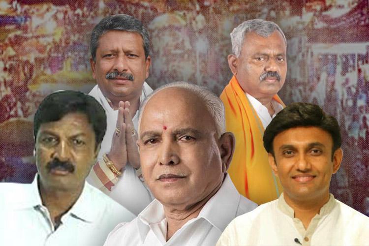 Rebel MLAs vs BJP loyalists Karnataka CM Yediyurappa in a fix over cabinet expansion