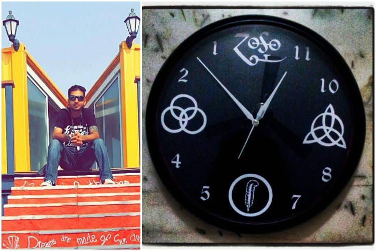 This Bengaluru man turns back time with anti-clockwise clocks