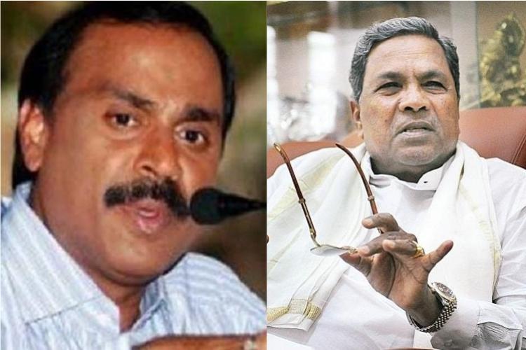 Janardhana Reddy says Siddaramaiahs sons death a punishment from god BJP distances