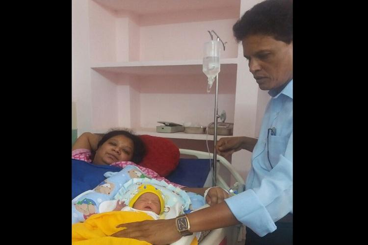 In a bid to promote govt hospitals Telangana district collector opts for one to admit daughter