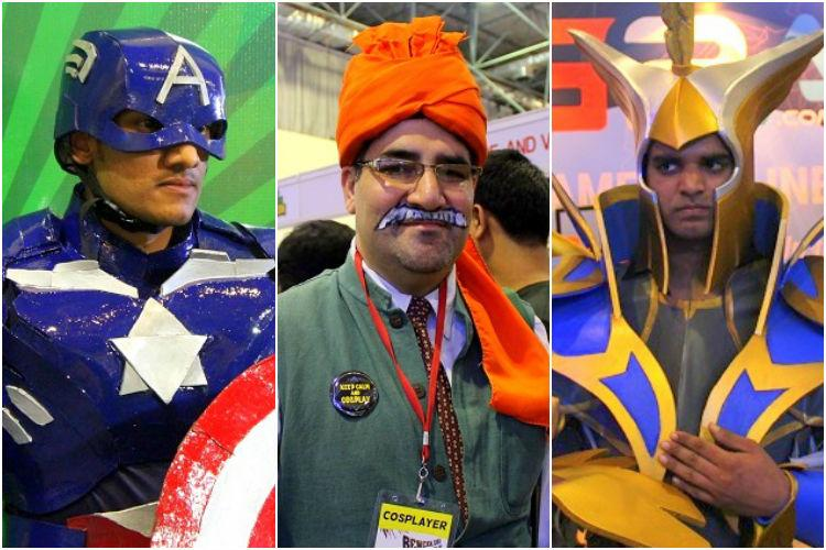 In pictures Cosplaying steals the show at Comic Con Bengaluru