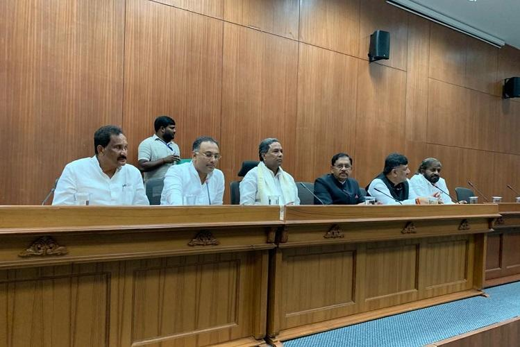 Karnataka Cong MLAs MLCs lobby for ministerial posts ahead of cabinet expansion