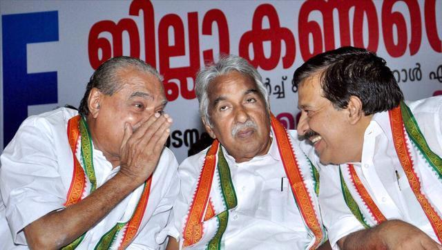 Here is the final list of INC candidates for the Kerala assembly elections