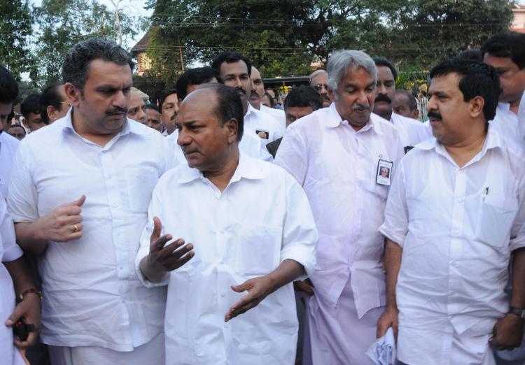 Muraleedharan Chennithala should work to reduce BJPs influence on Hindus says KV Thomas