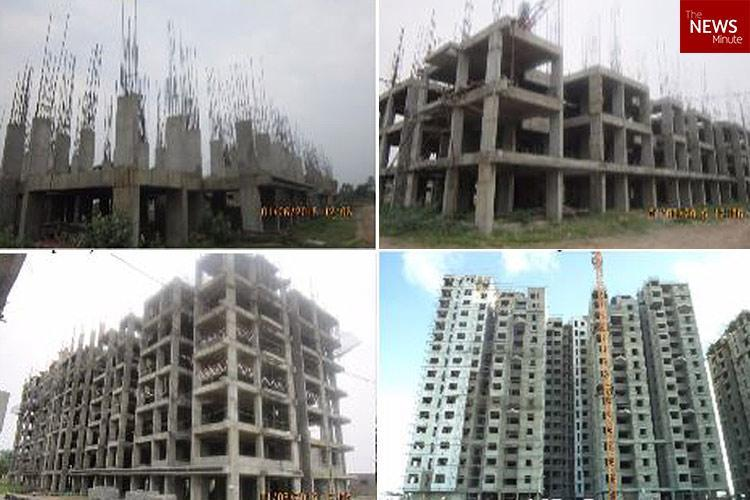 Buying a new flat in Chennai Now your builder must declare when it will be finished