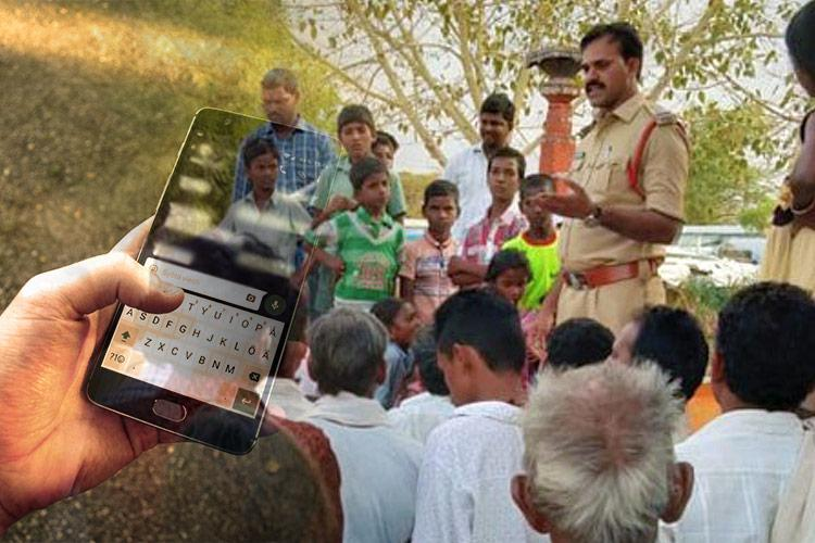 In this WhatsApp obsessed Telangana dist cops teach locals how to tackle fake news