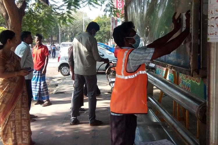 Coronavirus Malls theatres in certain taluks of 16 districts of TN to be shut till March 31