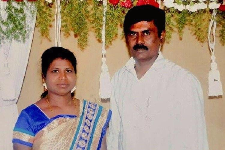 Killer potholes Couple rushing their sick grandchild to hospital dies in accident in Bengaluru