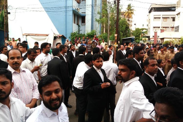 News from Kerala courts go missing campaign by lawyers against media must stop