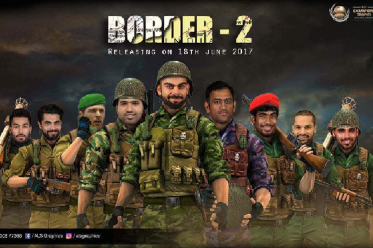 From Borderwalla Sunny to PM Modi everyones in on the meme wars before India-Pak final at Oval