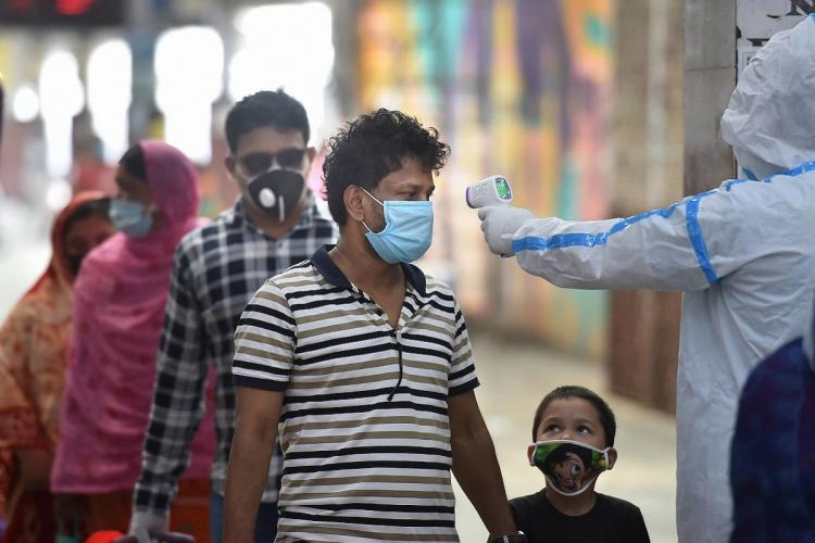 Kerala reports 75 fresh COVID-19 cases 53 of them foreign returnees