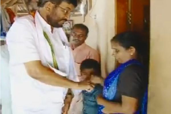 Pinarayi alleges UDF candidate bribed voters in Pattambi