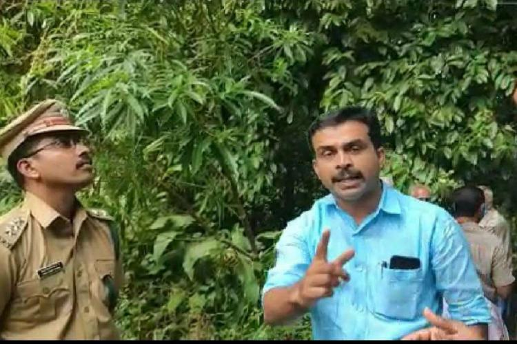 Kerala local CPI leader booked for threatening forest officials
