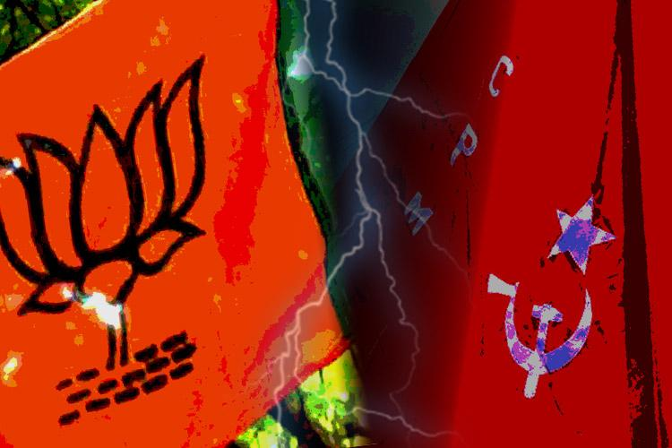 Political tension prevails in Kozhikode as BJP-CPI M clashes continue