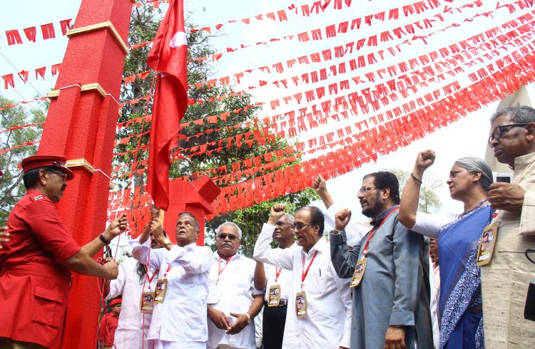 CPI removes prominent faces from National Council inducts new faces