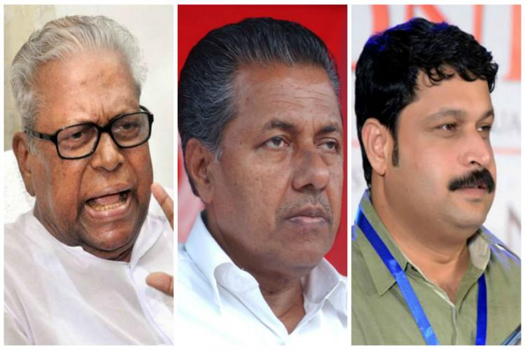 Kerala CPI M to declare candidates VS from Malampuzha Nikesh Kumar likely to be in the list