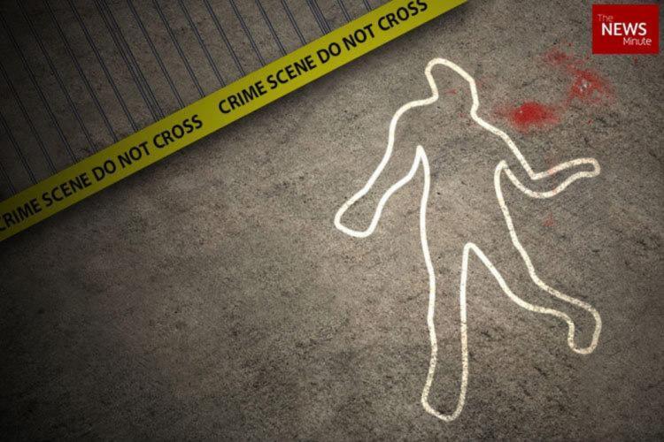 A representative image of a crime scene