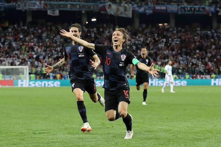FIFA World Cup Croatia stun Argentina 3-0 to qualify for last 16 stage