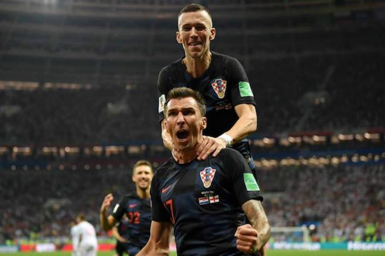 Croatia beat England to enter World Cup final for first time