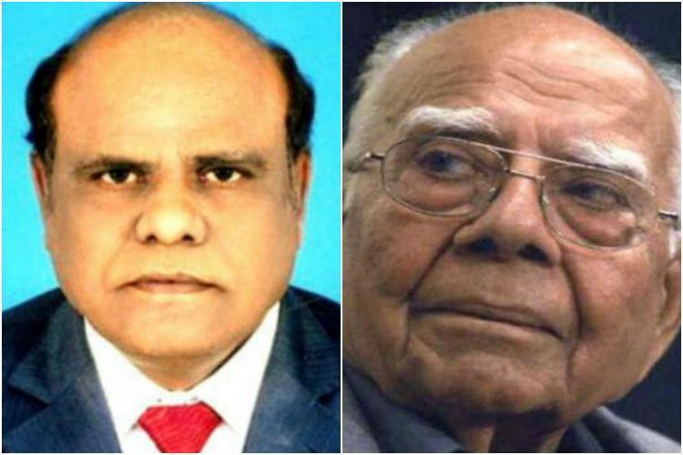 Ram Jethmalani calls Justice Karnan a lunatic advises him to withdraw allegations