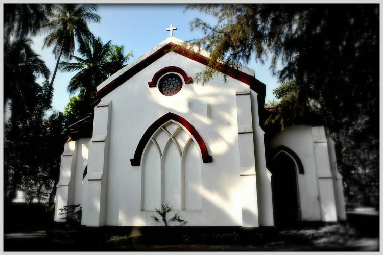 Coimbatore church allegedly vandalized by Hindu outfits