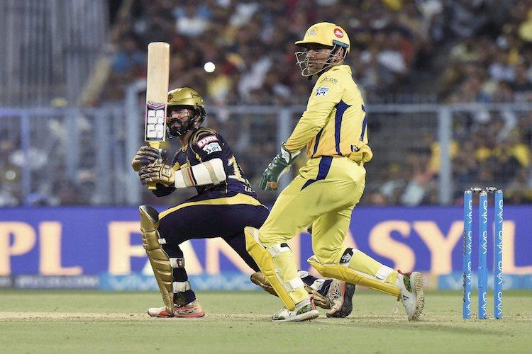 Kolkata cruise to 6-wicket win over CSK rise to third spot in IPL table