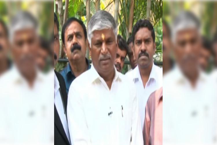 Swaraj India accuses JDS MP of bribing voters RO dismisses charges