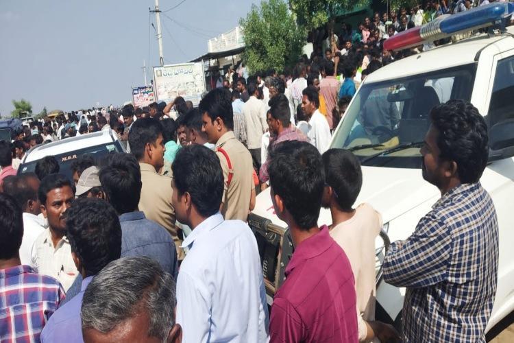 TDP leader Manjula Subbarao hacked to death in Andhras Kurnool