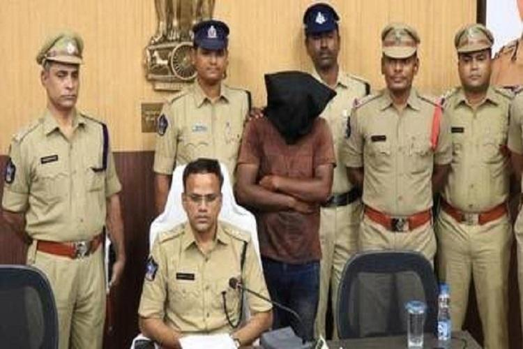 Three months after crime Andhra man gets death sentence for rape and murder of toddler