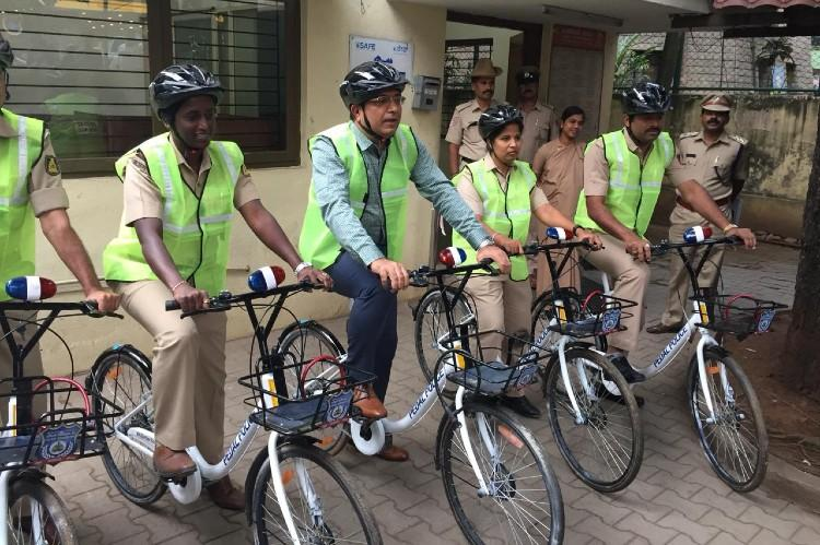 Bengaluru cops to start patrolling Cubbon Park and Lalbagh on bicycles too
