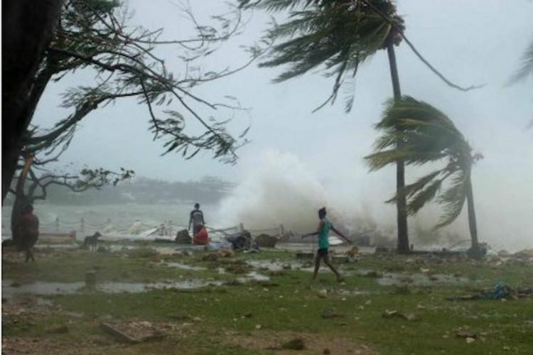 Cyclone Gaja landfall between Cuddalore and Sriharikota on Nov 15 Met Dept
