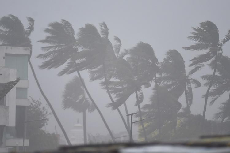 Cyclone Nivar makes landfall near Puducherry with extremely heavy rainfall