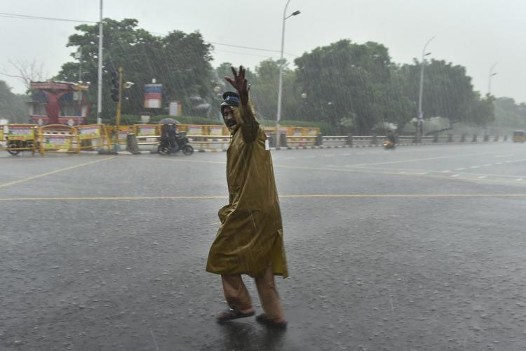 Cyclone Nivar Trains and flights cancelled arterial roads in Chennai closed