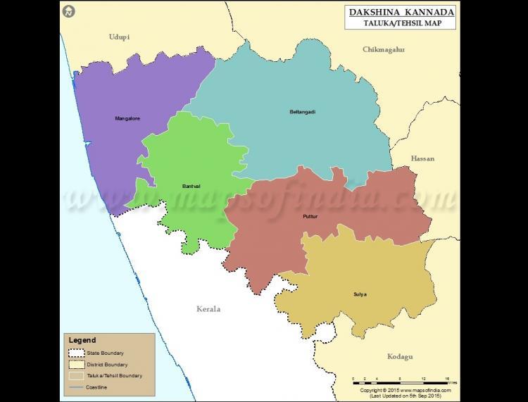 Communal violence in Dakshnina Kannada reason for paltry investments Congress leaders