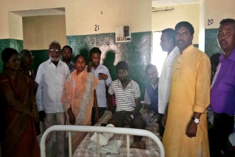 Drunk ABVP members allegedly attack Telangana Dalit pastor and family booked