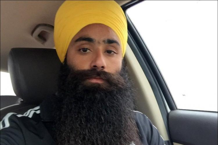 Falsely accused of making a bomb threat Sikh man in US demands justice