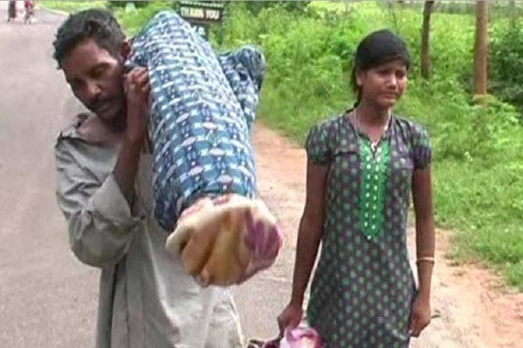 Failed state of healthcare Odishas helpless husband and why govt alone cannot succeed