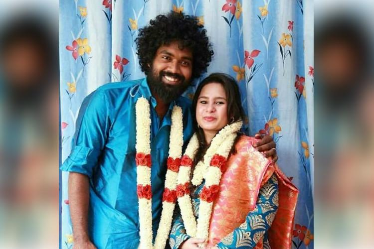 Bigg Boss' Tamil's Daniel marries longtime girlfriend | The News Minute