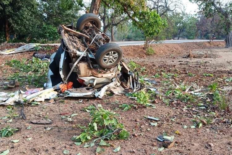 BJP MLA killed after Naxals attack convoy in Chhattisgarhs Dantewada