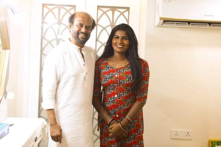 Trans woman actor Jeeva lands a crucial role in Rajinikanths Darbar