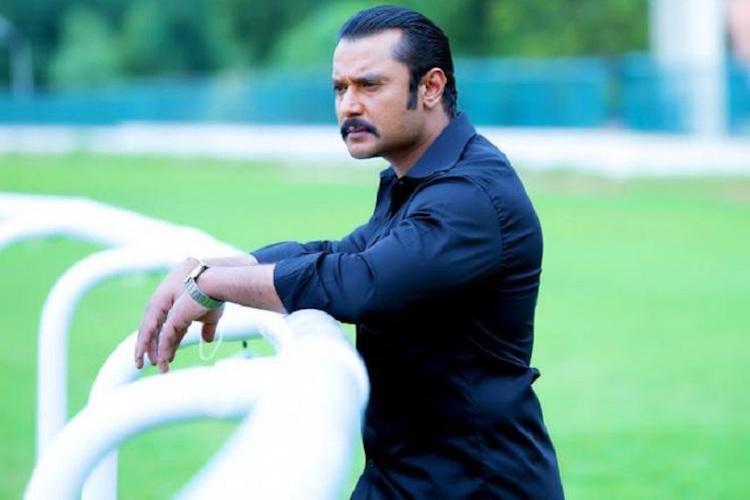 Actor Darshan lends voice for Yashas Soorya starrer Rama Dhanya