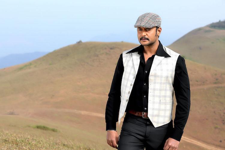 Kannada actor Darshan honoured by UK Parliament