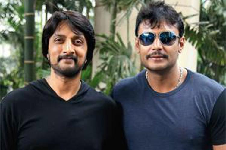 Sudeep and Darshan set for box-office clash
