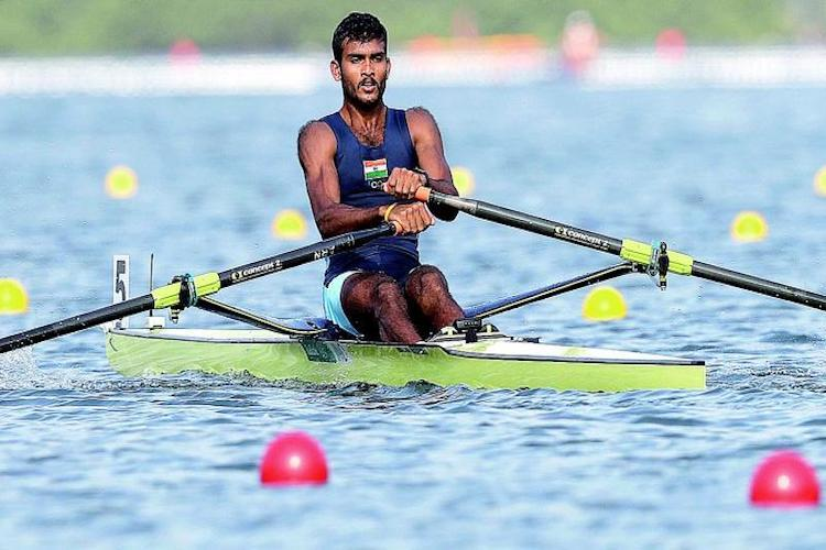 How Indias rowing-star Dattu Bhokanal overcame poverty to win gold at Asiad