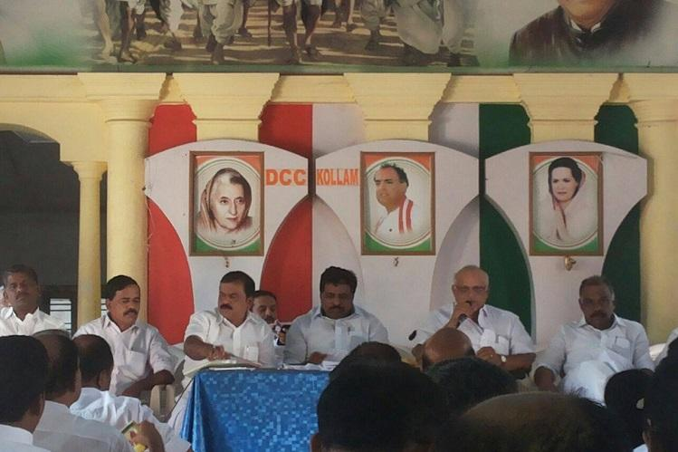 Congress in Kerala begins revamp to replace all DCC presidents