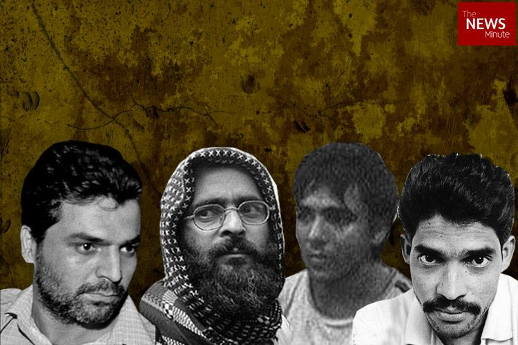 Nirbhaya convicts to be hanged A look back at the four men executed in past 20 yrs